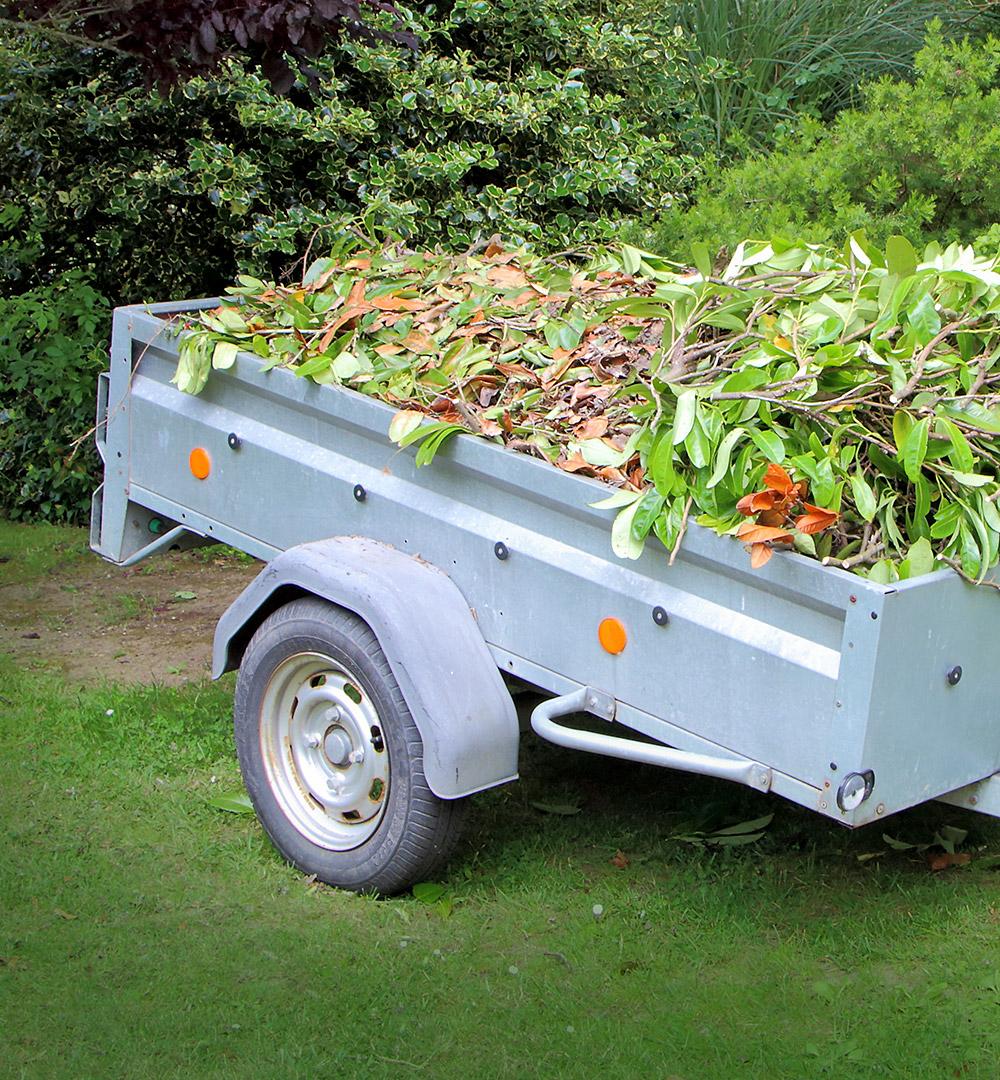 Lettner-Kompost-Anlieferung