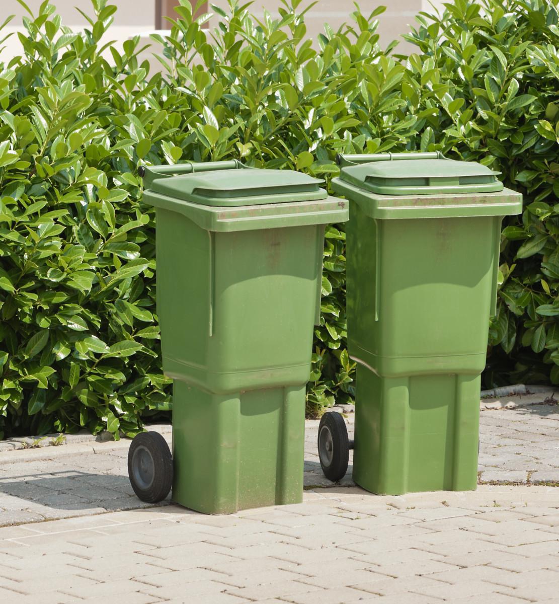 Lettner-Kompost-Biomüll-Tonnen